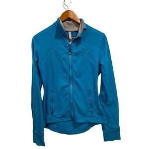 lululemon Define Jacket Blue Size 6